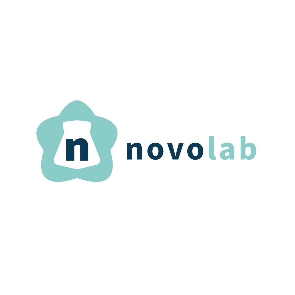 Novolab universele stand voor 4 pipetten, plexiglas transparant kleurloos