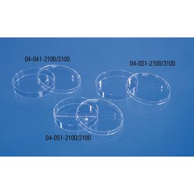 petriplaat 94mm (H16mm) zonder nokken, aseptisch