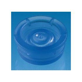 stopje PE voor UV-mikrocuvet , blauw