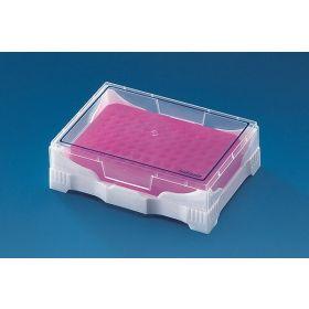 PCR Mini cooler met transparant deksel