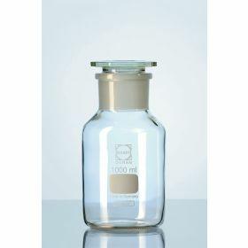 Duran® Reagens fles - brede hals met slijpstuk - 100ml