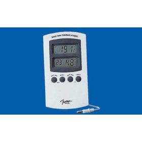 Thermo-& hygrometer binn-buit -50>>+70°C / 25-98%