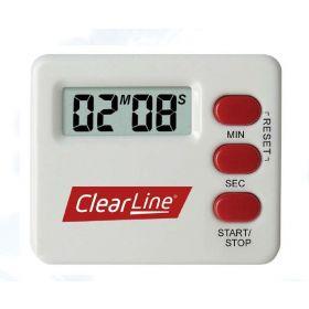 digitale timer 99mm./min/sec met LR44 batterij