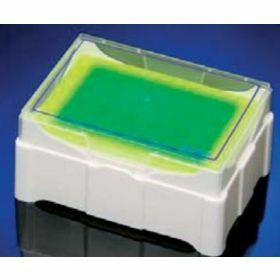 Rack Isofreeze PCR (groen naar geel) set/2