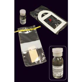 Sampling kit voor vlees met sponsje, steriel