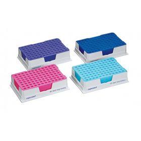 PCR cooler starter set (1x blauw + 1x roze)