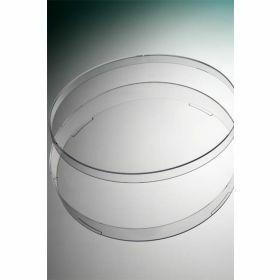 petriplaat D140mm (H20.6mm) , zonder nokken, aseptisch