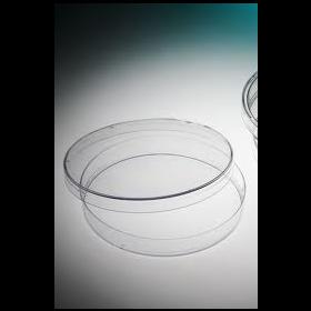 Petriplaat D90mm (H14.2mm), 3 nokken, steriel (ECO)