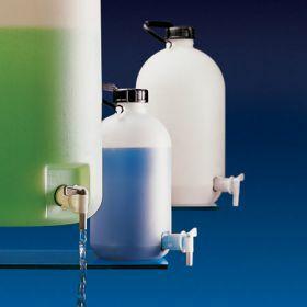 Bidon HDPE 10 liter met kraan