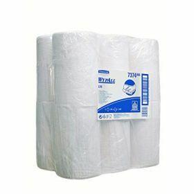 Wypall L10 Extra poetsdoeken, wit, rol (200d.) 1-laags