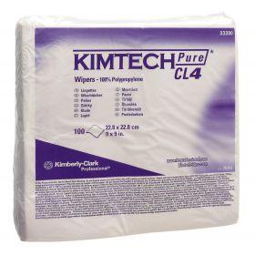 Kimtech Pure W4 poetsdoeken droog 30,5x30,5cm