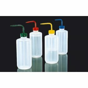 Spuitfles LDPE 500 mL geel