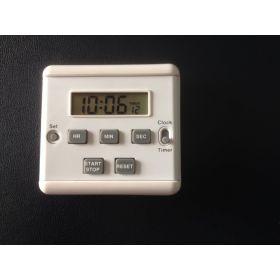 Timer-clock digitaal