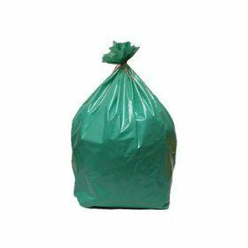 Vuilniszak op rol  - groen - 40µm -700x1050mm - 110L - LDPE