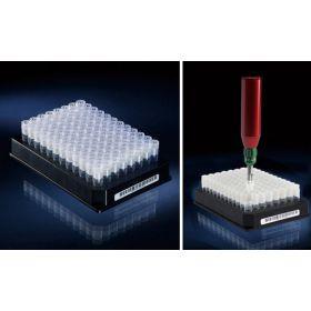 cryobank vials+cap,0,5ml.2x96in rack(+screwdriver)