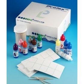 Prolex strep grouping testkit