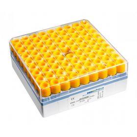 MICROBANK parels geel per 80t.