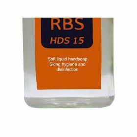 RBS HDS15 - handenzeep bactericide - bidon 5L