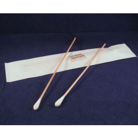 wisser hout ,cotton-tip, steriel/2