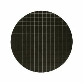 ME25/31 steriele membraanfilter zwart/wit raster D47mm 0,45µm