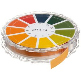 pH Indicator   0,5-5,5 , rol 7mmx5m