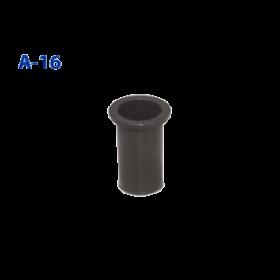 A-16 adapter voor 16 mm buizen(DEN-1, DEN-1B)