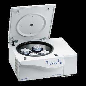 IVD Centrifuge Pack EPP 5810 R, met keypad, met rotor S-4-104 en adapters 15/50ml tubes