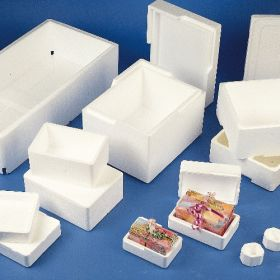 Isomo deksel transportbox 500 x 300 x 23 mm