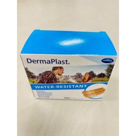 Pleister DermaPlast 19x72mm - waterbestendig