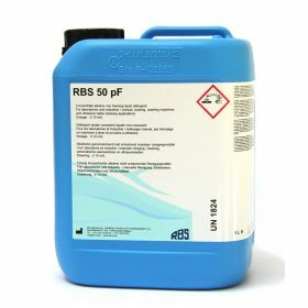 RBS 50 pF detergent - 5L