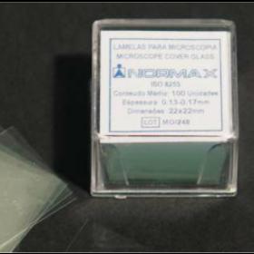 NX Dekglaasje 18x18mm