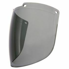 Honeywell Turboshield - grijs polycarbonaat vizier - outdoor