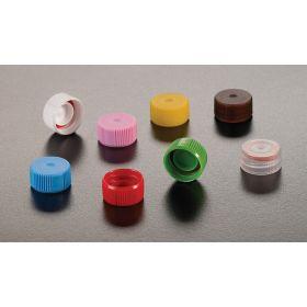 Schroefstop voor micrewtube+o-ring - rood