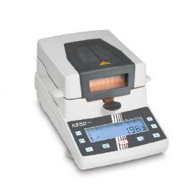 Kern vochtbepaler DAB 100-3 - 110g, 1mg, 35-160°C