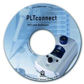 PLT Connect software + USB kabel