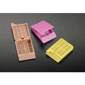 Unisette,tissue embedding cassettes, wit