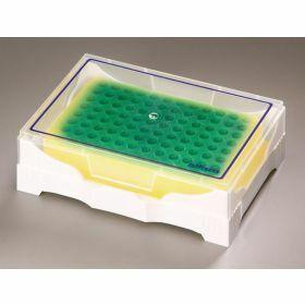 Rack Isofreeze 24 tubes - groen naar geel