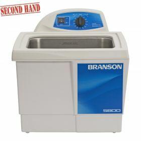 Branson 5800 ultrasoon bad 9.5L (heated) 2de hands