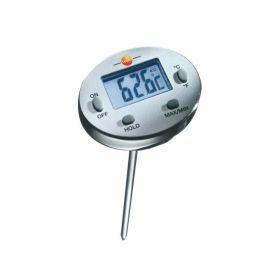 Testo Waterdichte mini-steekthermometer L120, 230°C
