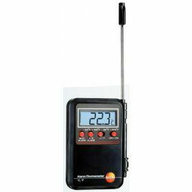 Testo Mini-thermometer met vaste insteeksonde L190mm, 150°C