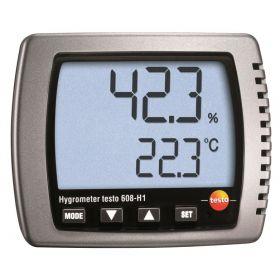Testo 608-H1 Thermohygrometer, 50°C