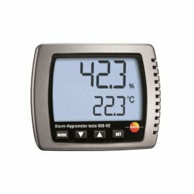 Testo 608-H2 Thermohygrometer, 70°C