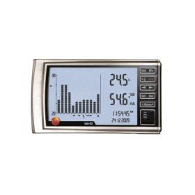 Testo 623 Hygrometer met historiekfunctie, 60°C