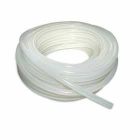Platinum-cured silicone tubing 3.2mm(int) x 6.4mm(ext)
