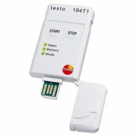 Testo 184-T1 USB temperatuur datalogger, 90 dagen, 70°C