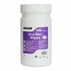 Eco-Bac Wipes 150x food-wipes (ontsmettend)