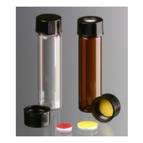 Brown Schroefdop, 15-425 met butyl/PTFE voering