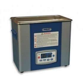 Falc LBS 1 - H3 Ultrasoonbad verwarmd - 3L