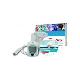 Vochtigheidslogger EBI 20-TH1 set
