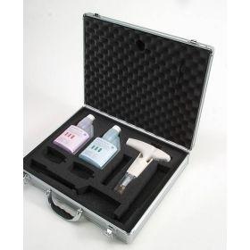 Testo 205 Starterset  pH/temperatuurmeter met insteeksonde, 60°C/14pH